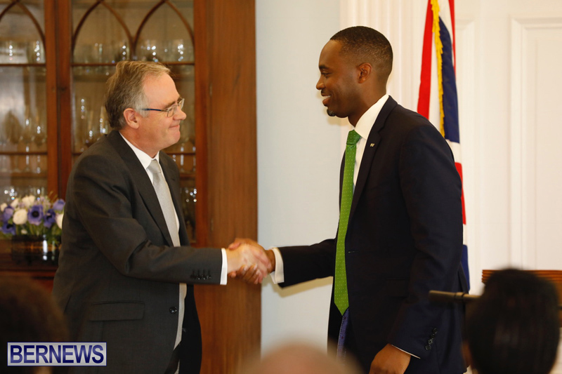 David Burt Sworn In As New Premier Bermuda July 19 2017 (9)