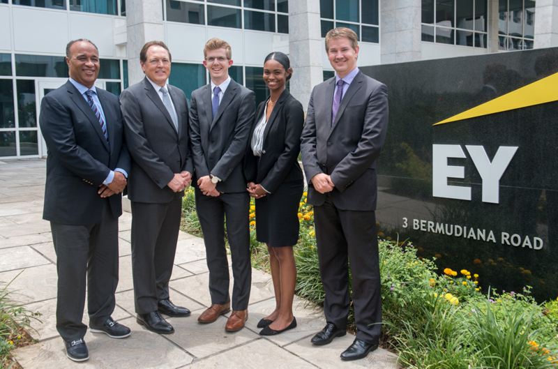 EY Gil Tucker Bermuda Scholarship July 19 2017