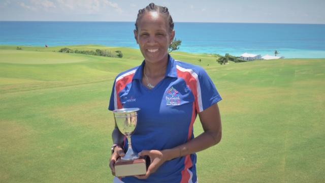 Ebonie Cox Bermuda July 9 2017