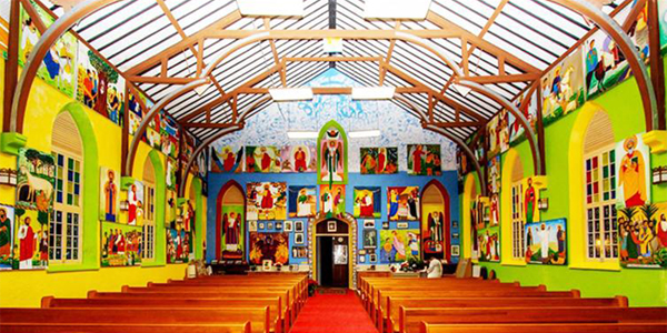 Ethiopian Orthodox Tewahido Church Opening Bernews
