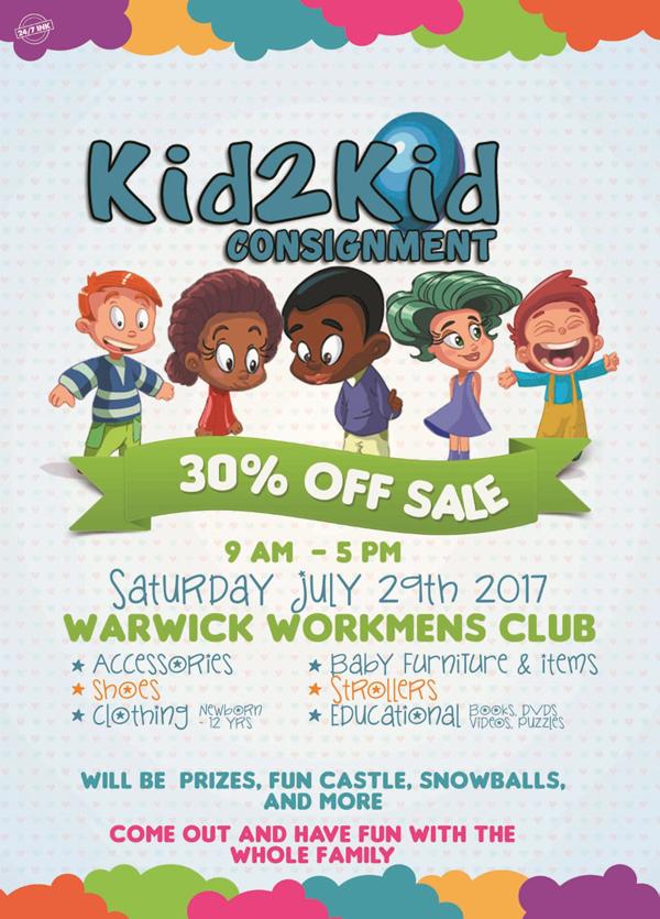 Kid2Kid Bermuda July 2017