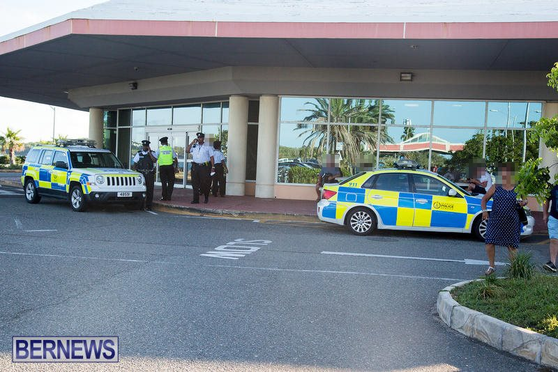 LF Wade International Airport Evacuation Bermuda, July 1 2017 (2)