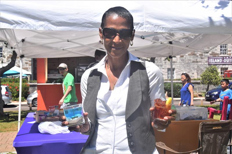 Lucinda Worrell-Stowe Bermuda July 2017