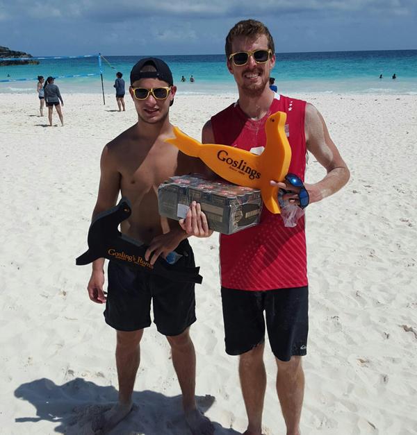 M2 - 3rd Bucci Sousa Bermuda July 2017