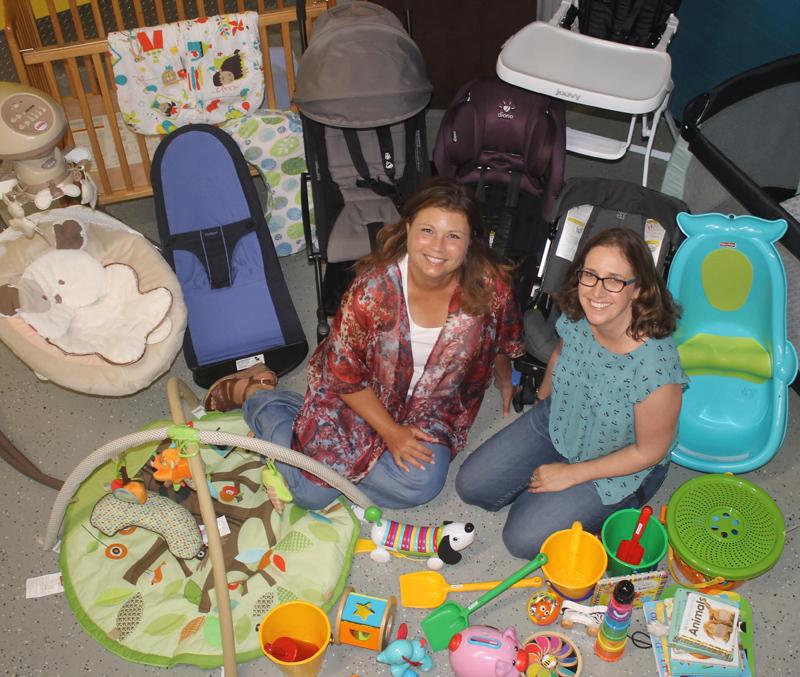 Michelle Viera & Linda Cook Bermuda July 2017