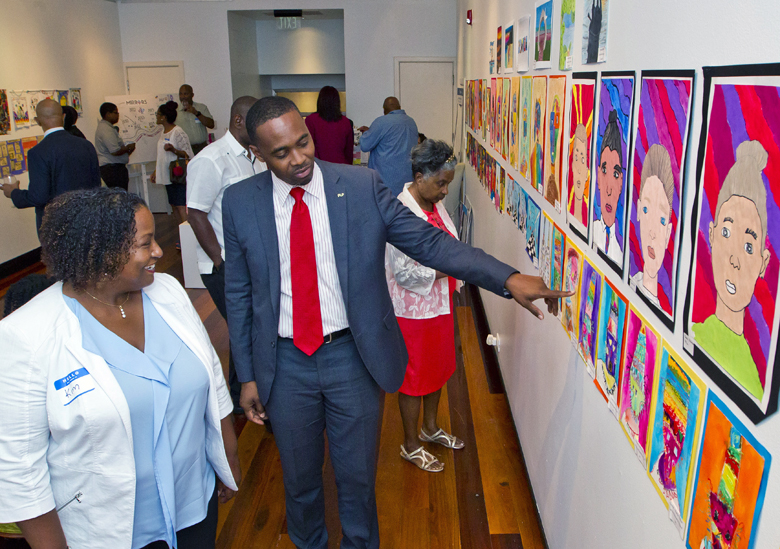 Mirrors Art Competition Bermuda July 26 2017 (1)