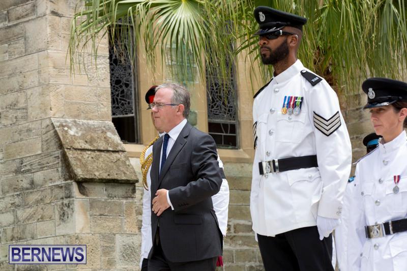 Police-Constable-2253-Latasha-Gibson-Funeral-Bermuda-July-5-2017_9157