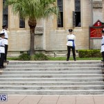 Police Constable 2253 Latasha Gibson Funeral Bermuda, July 5 2017_9164