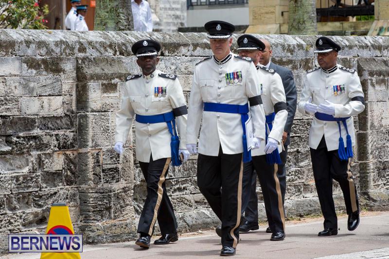Police-Constable-2253-Latasha-Gibson-Funeral-Bermuda-July-5-2017_9170