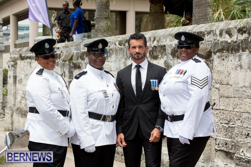 Police-Constable-2253-Latasha-Gibson-Funeral-Bermuda-July-5-2017_9182