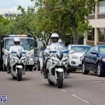 Police Constable 2253 Latasha Gibson Funeral Bermuda, July 5 2017_9188
