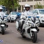 Police Constable 2253 Latasha Gibson Funeral Bermuda, July 5 2017_9192