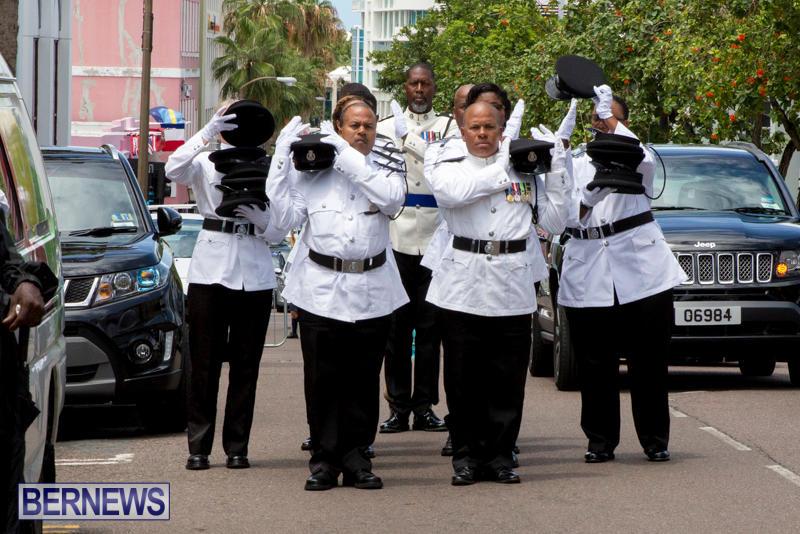 Police-Constable-2253-Latasha-Gibson-Funeral-Bermuda-July-5-2017_9216