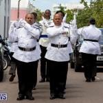 Police Constable 2253 Latasha Gibson Funeral Bermuda, July 5 2017_9218