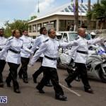 Police Constable 2253 Latasha Gibson Funeral Bermuda, July 5 2017_9223