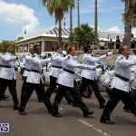 Police Constable 2253 Latasha Gibson Funeral Bermuda, July 5 2017_9224