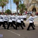 Police Constable 2253 Latasha Gibson Funeral Bermuda, July 5 2017_9225