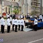 Police Constable 2253 Latasha Gibson Funeral Bermuda, July 5 2017_9226