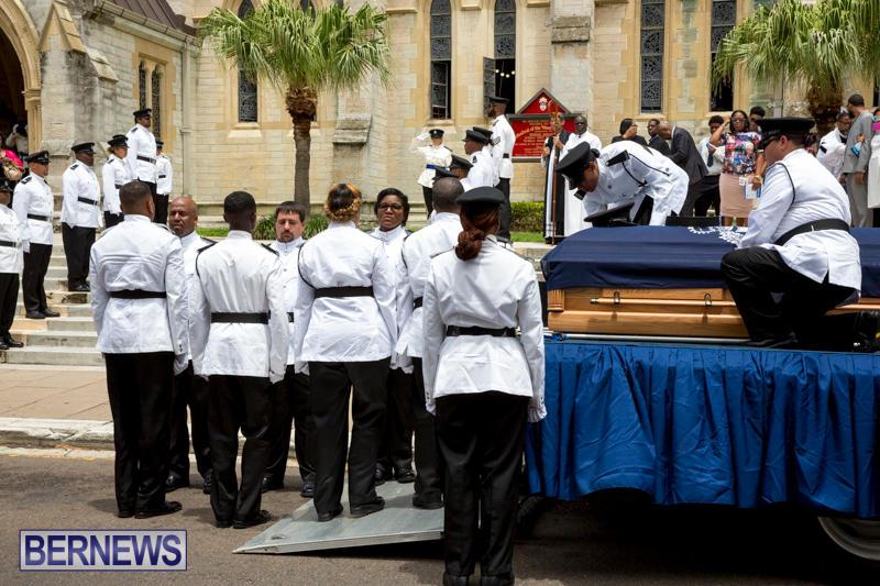 Police-Constable-2253-Latasha-Gibson-Funeral-Bermuda-July-5-2017_9228