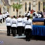 Police Constable 2253 Latasha Gibson Funeral Bermuda, July 5 2017_9229