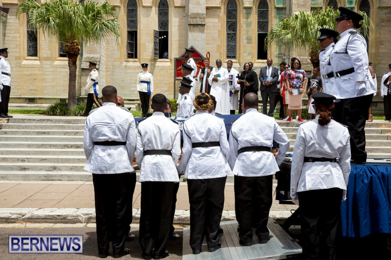 Police-Constable-2253-Latasha-Gibson-Funeral-Bermuda-July-5-2017_9234