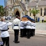 Police Constable 2253 Latasha Gibson Funeral Bermuda, July 5 2017_9246