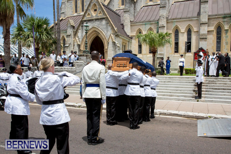 Police-Constable-2253-Latasha-Gibson-Funeral-Bermuda-July-5-2017_9246