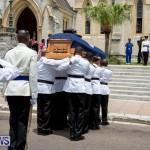Police Constable 2253 Latasha Gibson Funeral Bermuda, July 5 2017_9247