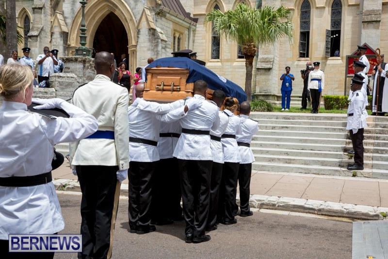 Police-Constable-2253-Latasha-Gibson-Funeral-Bermuda-July-5-2017_9247