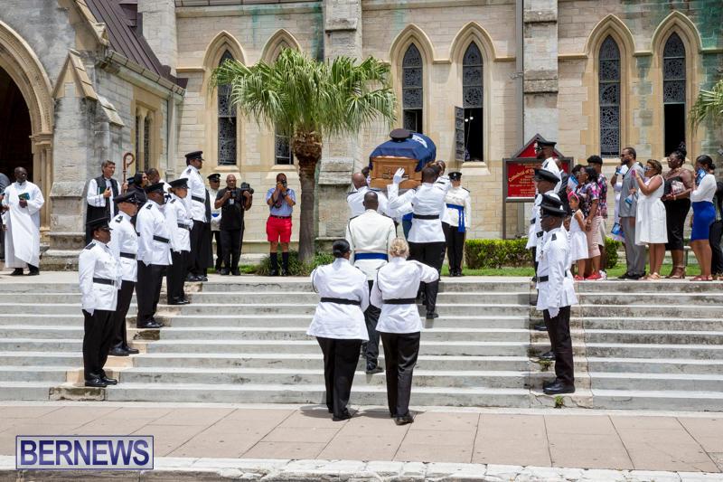 Police-Constable-2253-Latasha-Gibson-Funeral-Bermuda-July-5-2017_9248
