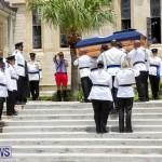 Police Constable 2253 Latasha Gibson Funeral Bermuda, July 5 2017_9251