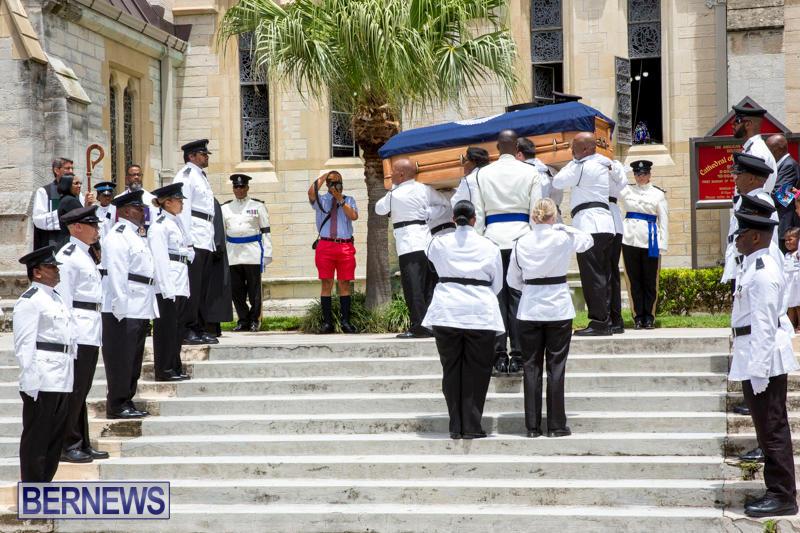 Police-Constable-2253-Latasha-Gibson-Funeral-Bermuda-July-5-2017_9251