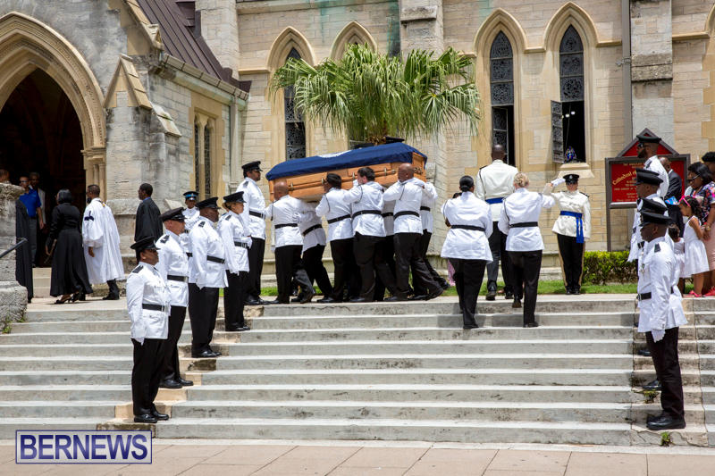 Police-Constable-2253-Latasha-Gibson-Funeral-Bermuda-July-5-2017_9253