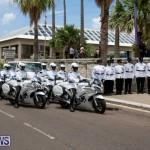 Police Constable 2253 Latasha Gibson Funeral Bermuda, July 5 2017_9256
