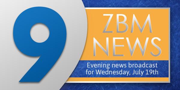 zbm 9 news Bermuda July 19 2017