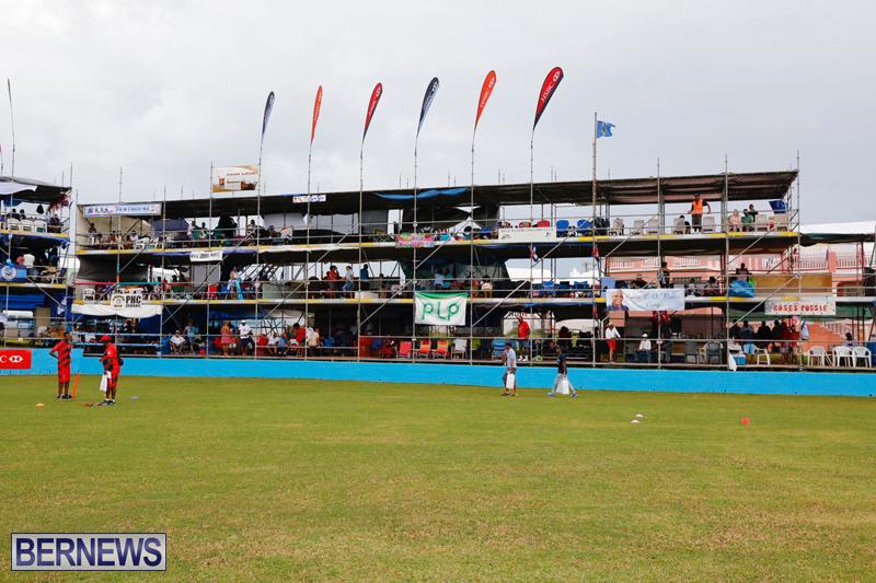 2017 Cup Match Bermuda getting underway, August 3 2017 (22)
