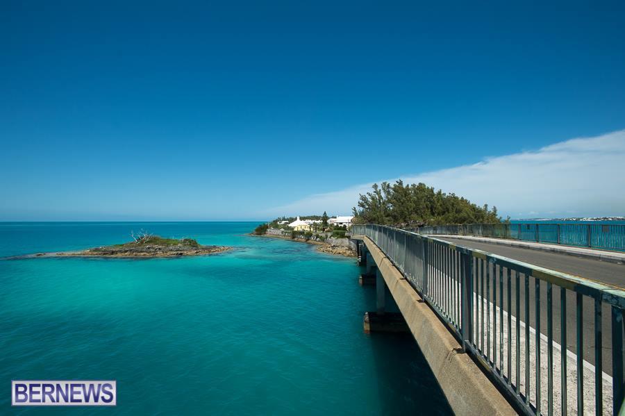 304 Heading into Dockyard on a beautiful Bermuda day