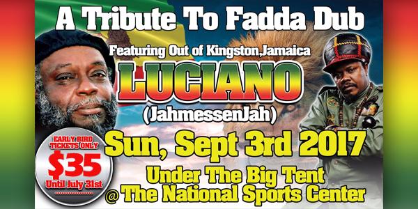 A Tribute To Fadda Dub Bermuda Aug 2017 TC