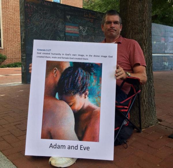 Adam and Eve Bermuda August 16 2017