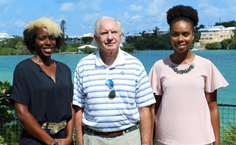 BZS-Steinhoff Scholars Bermuda August 28 2017