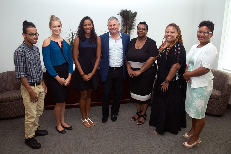 Bermuda Arts Council recipients Aug 2017 (2)