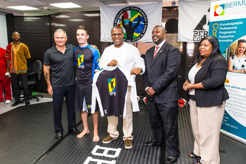 Bermuda Combat Club opening August 13 2017 (5)