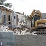 Bermuda Shelly Bay beach house demolition August 2017 (1)