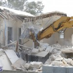 Bermuda Shelly Bay beach house demolition August 2017 (11)