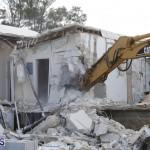 Bermuda Shelly Bay beach house demolition August 2017 (17)