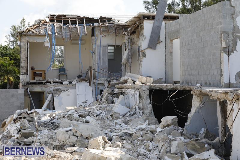 Bermuda-Shelly-Bay-beach-house-demolition-August-2017-24