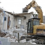 Bermuda Shelly Bay beach house demolition August 2017 (3)