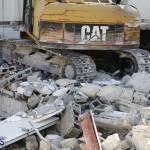 Bermuda Shelly Bay beach house demolition August 2017 (35)