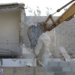 Bermuda Shelly Bay beach house demolition August 2017 (47)