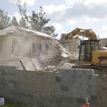 Bermuda Shelly Bay beach house demolition August 2017 (6)